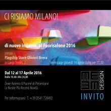 Invito Fuorisalone 2016