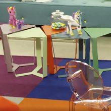 Arredamento per Bambini Memedesign in Piccoli Giganti 2017-2