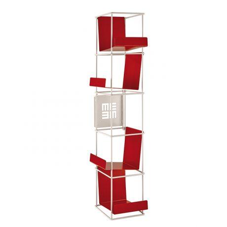 Libreria modulare da parete LIBRO VERTICALE di Memedesign 5