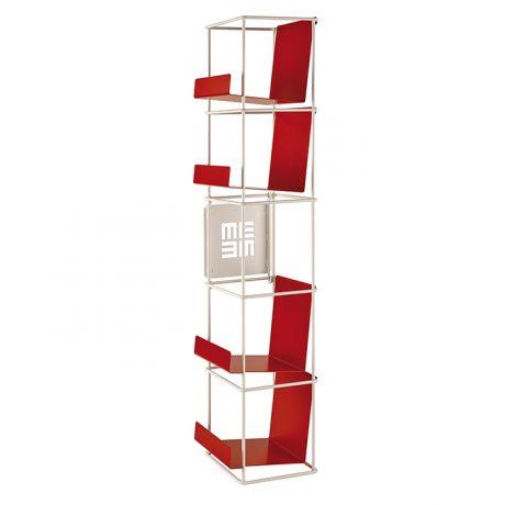 Libreria modulare da parete LIBRO VERTICALE di Memedesign 6