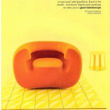 Interni magazine published Freeline coffee tables of MEMEDESIGN