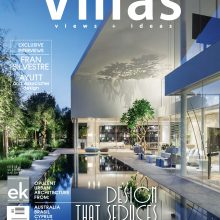 COROLLA coffee tables on Villas 2018-2