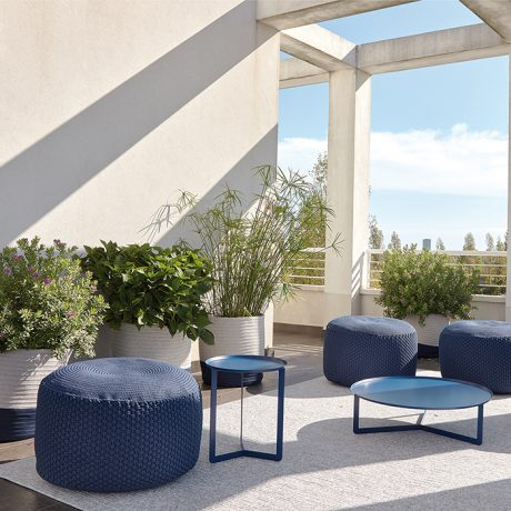 Round coffee tables for outdoor MEMEDESIGN