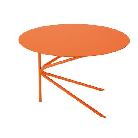 Tavolini rotondi da esterno e interno TWIN B di MEMEDESIGN
