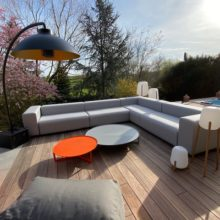 Tavolini e pouf outdoor Memedesign