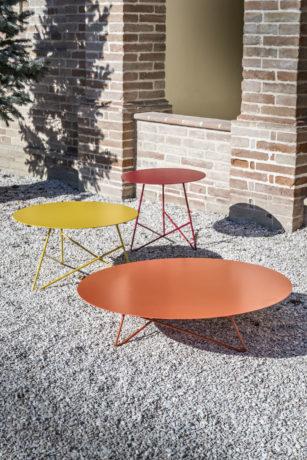Tavolini outdoor di Memedesign